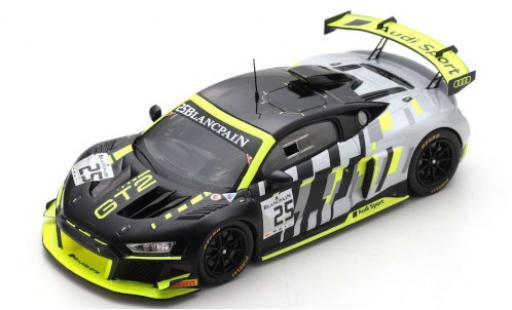 Audi R8 1/43 Spark LMS GT2 No.25 2019 diecast model cars