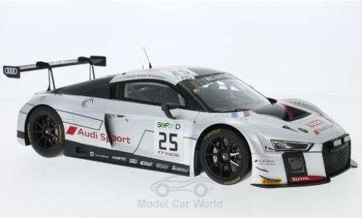 Audi R8 1/12 Spark LMS No.25 Sport Team Sainteloc 24h Spa 2017 C.Hasse/J.Gounon/M.Winkelhock diecast