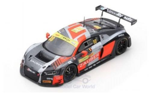 Audi R8 1/43 Spark LMS No.88 Sport Team WRT Speedstar Fia GT World Cup Macau 2018 D.Vanthoor diecast model cars
