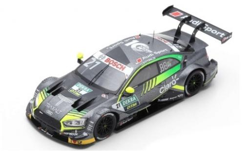 Audi RS5 1/43 Spark RS 5 No.21 WRT Team Sport DTM 2019 P.Fittipaldi diecast model cars