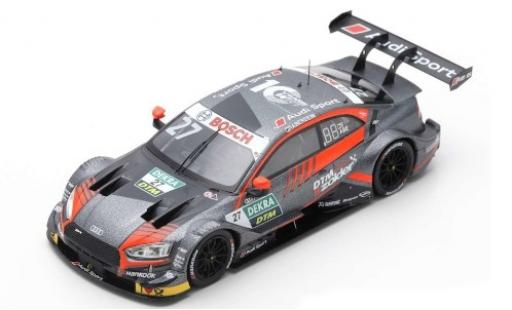 Audi RS5 1/43 Spark RS 5 No.27 WRT Team Sport DTM 2019 J.Aberdein diecast model cars