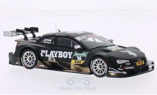 Audi RS5 DTM 1/43 Spark No.16 Sport Team Abt Playboy 2014 A.Tambay miniature