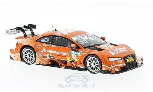 Audi RS5 DTM 1/43 Spark No.53 Sport Team Rosberg Hoffmann Group 2016 J.Green miniature