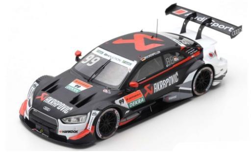 Audi RS5 1/43 Spark DTM No.99 Sport Team Abt Sportsline Akrapovic Super GT x DTM DreamRace Fuji 2019 M.Rockenfeller miniature