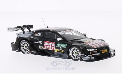 Audi RS5 DTM 1/43 Spark No.2 DTM 2014 T.Schneider miniature