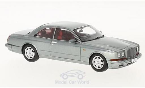 Bentley Continental T 1/43 Spark R metallise grise RHD 1991 miniature