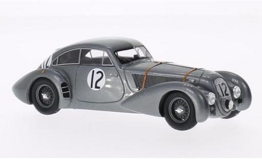 Bentley Corniche 1/43 Spark No.12 24h Le Mans 1950 Soltan-Hay/H.Hunter miniature