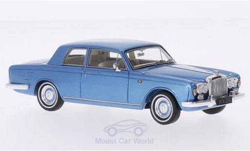 Bentley T1 1/43 Spark 2-Door Saloon James Young metallic-hellblau RHD 1967 modellautos