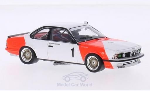 Bmw 635 1/43 Spark (E24) CSi No.1 Marlboro Macau Guia Race 1985 Decals liegen bei G.Berger miniature
