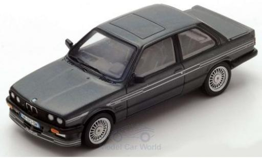 Bmw Alpina 1/43 Spark B6 3.5 (E30) metallise grey 1986 diecast model cars