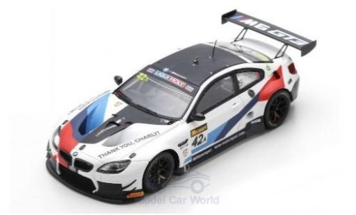 Bmw M6 1/43 Spark GT3 No.42 Team Schnitzer 12h Bathurst 2019 A.Farfus/C.Mostert/M.Tomczyk diecast model cars