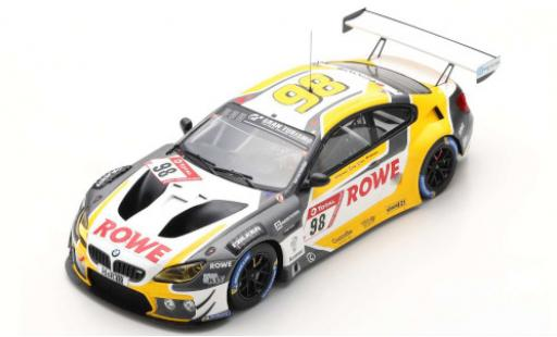 Bmw M6 1/18 Spark GT3 No.98 Rowe Racing 24h Nürburgring 2020 M.Wittmann/S.Blomqvist/P.Eng miniature