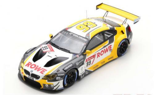 Bmw M6 1/18 Spark GT3 No.99 Rowe Racing 24h Nürburgring 2020 A.Sims/N.Catsburg/N.Yelloly miniature