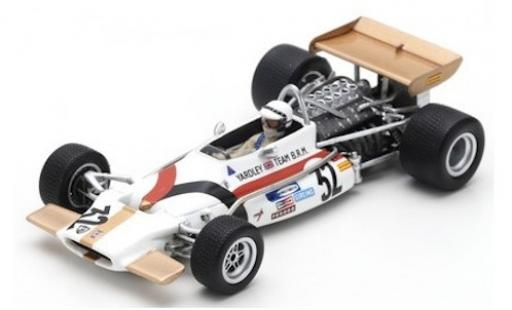 Brm P153 1/43 Spark BRM No.32 Yardley Team B.R.M. Formel 1 GP USA 1970 P.Westbury miniature
