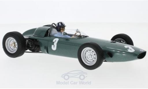 Brm P57 1/18 Spark BRM No.3 Formel 1 GP South Afrika 1962 G.Hill miniatura