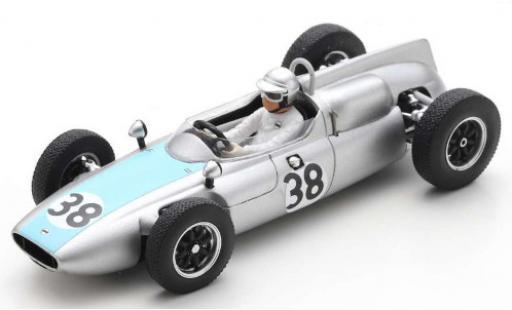 Cooper T53 1/43 Spark No.38 Formel 1 GP Deutschland 1961 B.Collomb miniature