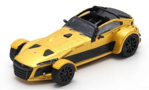 Donkervoort D8 1/43 Spark GTO-40 gold 2018 diecast model cars