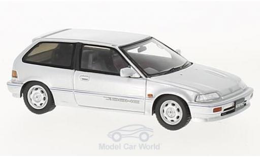 Honda Civic 1/43 Spark (EF3) Si grey RHD 1987 diecast