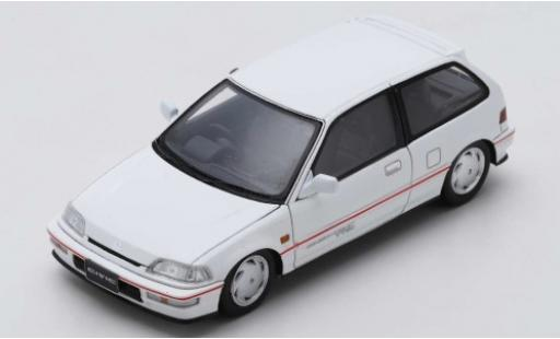 Honda Civic 1/43 Spark (EF9) SiR blanche RHD 1990 miniature