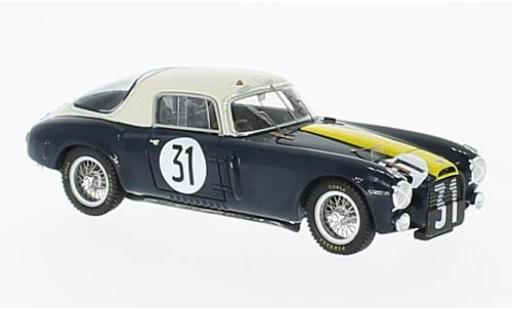 Lancia D20 1/43 Spark No.31 24h Le Mans 1953 R.Manzon/L.Chiron miniature