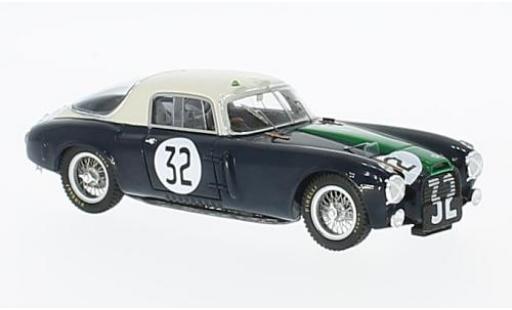 Lancia D20 1/43 Spark RHD No.32 24h Le Mans 1953 F.Bonetto/L.Valenzano miniature