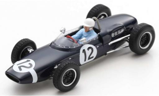 Lotus 18 1/43 Spark -21 No.12 Formel 2 GP Pau 1962 M.Trintignant diecast model cars
