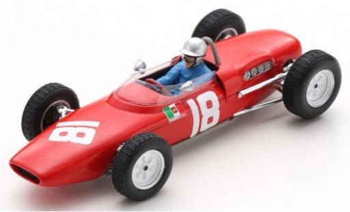 Lotus 18 1/43 Spark -21 No. Formel 2 GP Pau 1962 N.Vaccarella diecast model cars