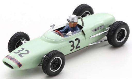 Lotus 18 1/43 Spark -21 No.32 UDT Laystall Racing Team Formel 1 GP Großbritannien 1961 L.Bianchi diecast model cars