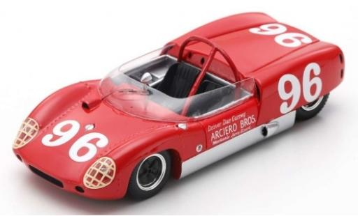 Lotus 19 1/43 Spark RHD No.96 Daytona 62 D.Gurney diecast model cars