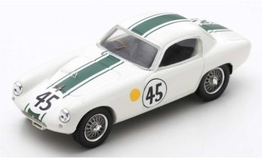 Lotus Elite 1/43 Spark MK XIV RHD No.45 24h Le Mans 1962 C.Hunt/J.Wyllie diecast model cars