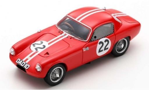 Lotus Elite 1/43 Spark RHD No.22 Goodwood 1961 L.Leston miniature