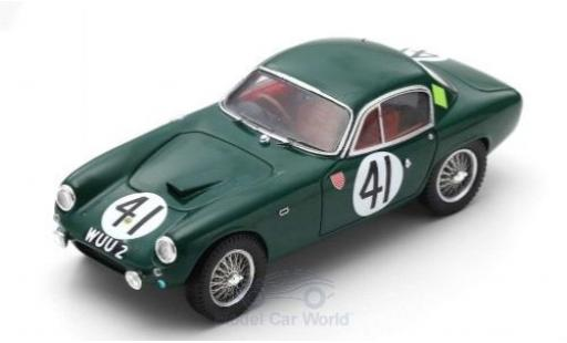 Lotus Elite 1/43 Spark RHD No.41 24h Le Mans 1959 P.Lumsden/P.Riley miniature