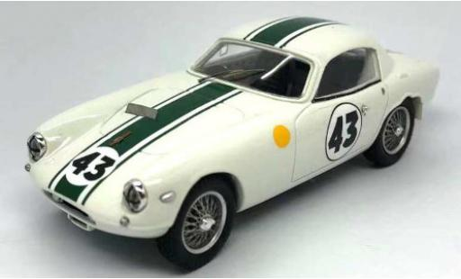 Lotus Elite 1/43 Spark RHD No.43 24h Le Mans 1964 C.Hunt/J.Wagstaff miniature