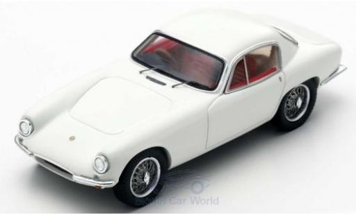 Lotus Elite 1/43 Spark white RHD 1958