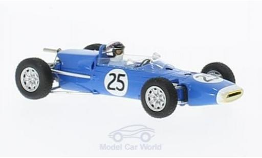 Matra MS1 1/43 Spark No.25 Formel 3 1965 Test Barcelona J.Stewart miniature