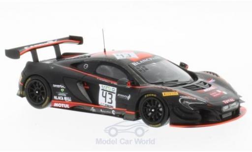 McLaren 650 1/43 Spark S GT3 No.43 Strakka Racing 24h Spa 2017 D.Fumanelli/J.Kane/S.Tordoff miniature