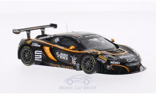 McLaren MP4-12C 1/43 Spark No.16 Boutson Ginion 24h Spa 2014 C.van der Drift/S.Sarkissian/A.Demirdjian/M.Schmetz miniature