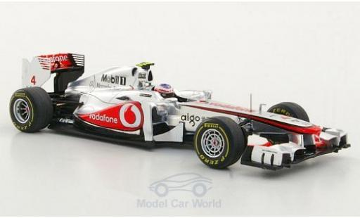 McLaren MP4-12C 1/43 Spark MP4-26 No.4 Vodafone GP Ungarn 2011 Decals liegen bei J.Button miniature