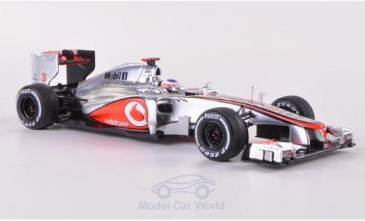 McLaren MP4-12C 1/43 Spark MP4-27 No.3 GP Belgien 2012 Decals liegen bei J.Button miniature