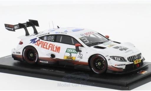 Mercedes Classe C 1/43 Spark AMG C 63 DTM No.3 -AMG DTM Team HWA DTM 2018 P.Di Resta miniatura