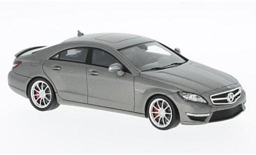 Mercedes Classe S 1/43 Spark AMG CLS 63 (C218) matt-grey 2012 diecast model cars