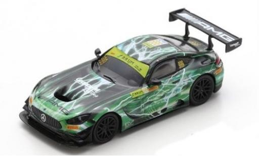 Mercedes AMG GT 1/64 Spark 3 No.999 -AMG Team GruppeM Racing Fia GT World Cup Macau 2019 R.Marciello diecast model cars