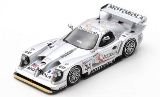 Panoz Esperante 1/43 Spark GTR-1 No.44 Motorsports Inc. Motorola 24h Le Mans 1998 E.Bernard/C.Tinseau/J.O Connell diecast model cars