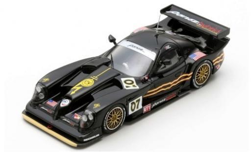 Panoz Esperante 1/43 Spark GTR-1 Q9 Hybrid No.07 Motorsports Inc. Petit Le Mans 1998 J.Nielsen/D.Bundy/C.Tinseau diecast model cars