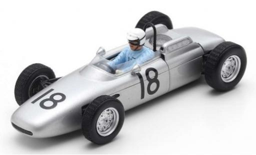Porsche 804 1/43 Spark No.18 GP Italien 1962 J.Bonnier diecast model cars