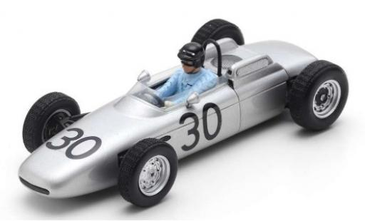 Porsche 804 1/43 Spark No.30 GP Frankreich 1962 D.Gurney miniature