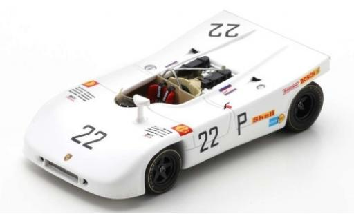 Porsche 908 1970 1/43 Spark /03 RHD No.22 Konstruktionen Salzburg 1000km Nürburgring V.Elford/K.Ahrens diecast model cars