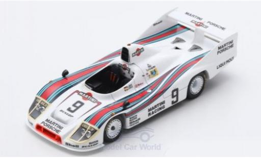 Porsche 908 1/43 Spark /80 RHD No.9 Martini Martini 24h Le Mans 1980 J.Ickx/R.Joest miniature