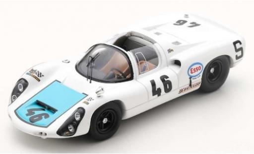 Porsche 910 1/43 Spark No.46 24h Le Mans 1970 C.Poirosso/E.Kraus modellino in miniatura