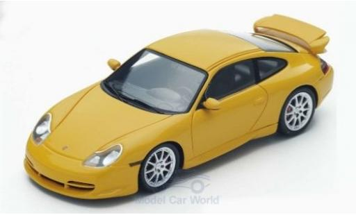 Porsche 996 GT3 1/43 Spark 911  1999 miniature
